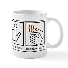 Receive Bacon Mug
