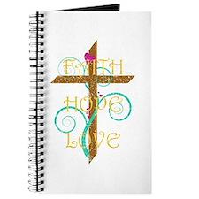 Faith Hope Love Journal