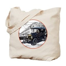 The Touring T Tote Bag