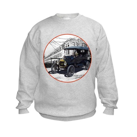 The Touring T Kids Sweatshirt