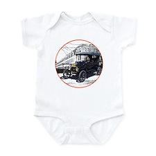 The Touring T Infant Bodysuit