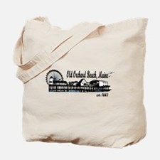 Old Orchard Beach Tote Bag