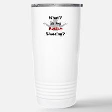 What? Autism Travel Mug