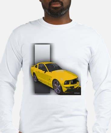 MustangGT-RWB Long Sleeve T-Shirt