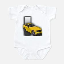 MustangGT-RWB Infant Bodysuit