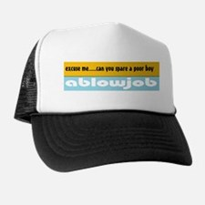 Spare a BJ Trucker Hat