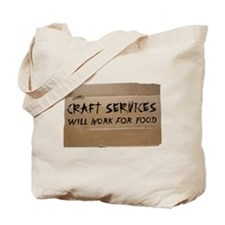 Craft Services Tote Bag