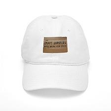 Craft Services Baseball Cap