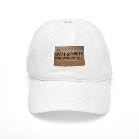 Craft Services Cap