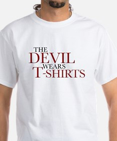 The Devil Wears A Shirt