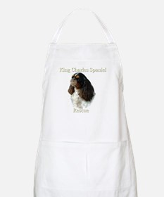 King Charles rescue  BBQ Apron