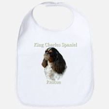 King Charles rescue  Bib