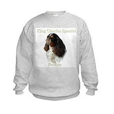 King Charles rescue  Sweatshirt