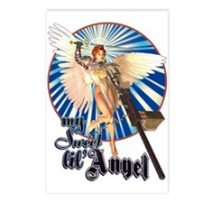 My Sweet Lil' Angel Postcards (Package of 8)