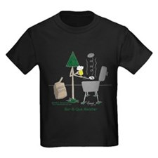 Cute Charcoal grill T
