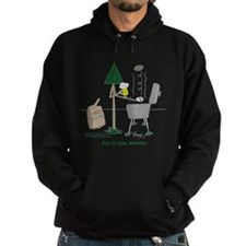 Funny Bar b que Hoodie