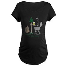 Funny Barbecuing T-Shirt