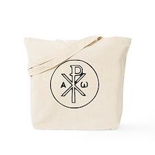 Chi Rho Tote Bag
