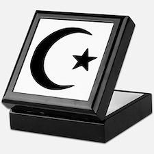 Crescent - Star Keepsake Box