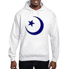 Crescent - Star Hoodie