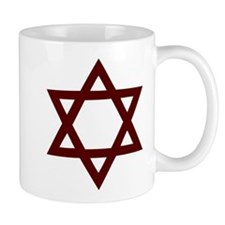 Star of David - Judaism Mug