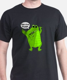After A While, Crocodile! T-Shirt