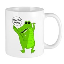 After A While, Crocodile! Mug