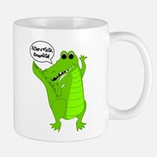 After A While, Crocodile! Mug
