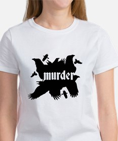 Murder of Crows Tee