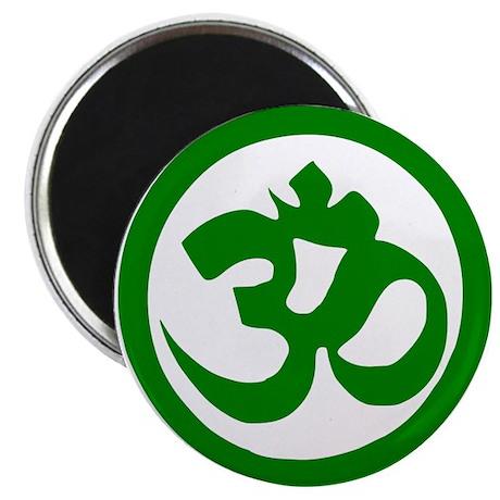 "Om 2.25"" Magnet (100 pack)"
