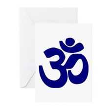 Om Greeting Cards (Pk of 20)