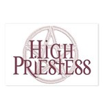 High Priestess Postcards (Package of 8)