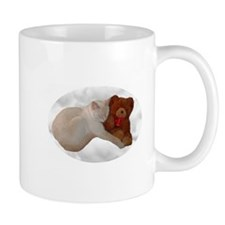 Cat-Teddy Bear Mug