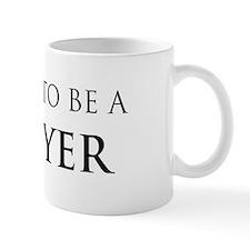 Proud Lawyer Mug
