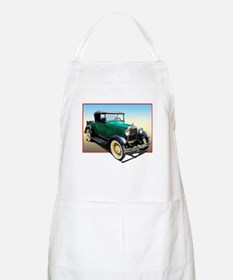 The A Roadster BBQ Apron