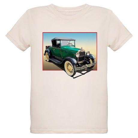 The A Roadster Organic Kids T-Shirt