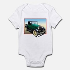 The A Roadster Infant Bodysuit