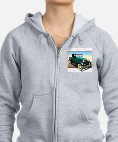 The A Roadster Zip Hoodie