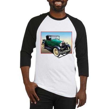 The A Roadster Baseball Jersey