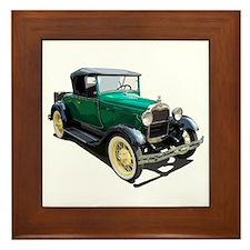 Cute 1929 Framed Tile