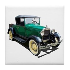 Cool Ford model a Tile Coaster