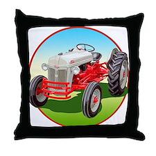 The Heartland Classic 8N Throw Pillow