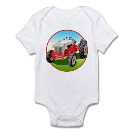 The Heartland Classic 8N Infant Bodysuit