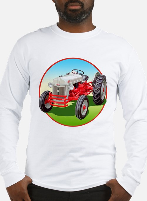 Co Op Tractor Pulling T Shirt : Ford tractors long sleeves shirts raglans