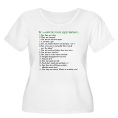 If you have BG Fraternal Twins Women's Plus Size S