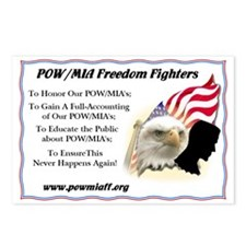 POWMIAFF Postcards (Package of 8)
