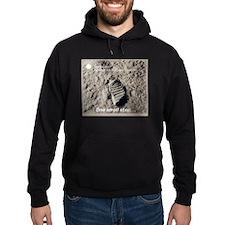 Apollo 11 Bootprint Hoodie
