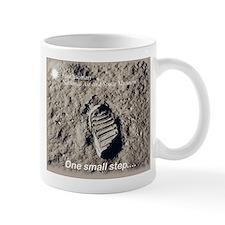 Apollo 11 Bootprint Mug