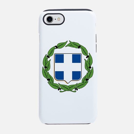 greek-crest.png iPhone 7 Tough Case