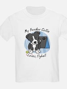 Kawaii BC Flyball T-Shirt